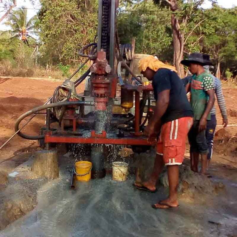 Tube Well, NSS Tube wells Sri Lanka