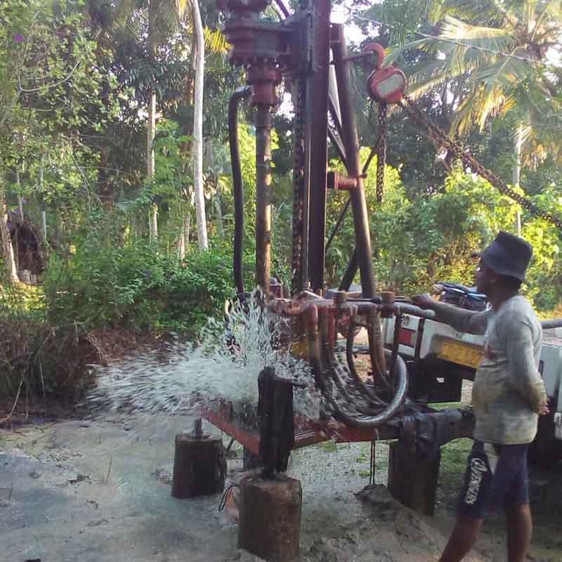 Tube Well, NSS Tube wells Sri Lanka